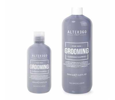 АльтерЭго Шампунь очищающий и укрепляющий шампунь Alter Ego Grooming Cleansing Shampoo, 1000 мл