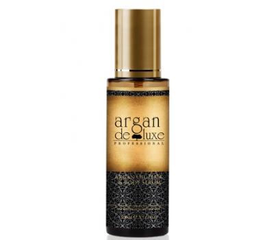 Аргановое масло для волос и тела Argan de Luxe Argan oil for hair and body, 100 мл
