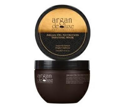 Питательная маска с маслом арганы Argan de Luxe Nourishing Mask with Argan oil