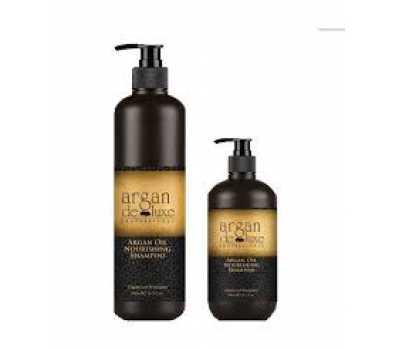 Питательный шампунь с маслом арганы Argan de Luxe Nourishing Shampoo with Argan Oil