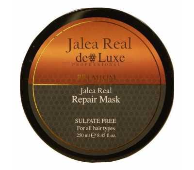 Маска увлажняющая с маточным молочком De Luxe Jalea Real Mask