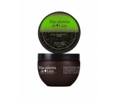 Маска питательная с маслом макадамии Macadamia de Luxe Mask