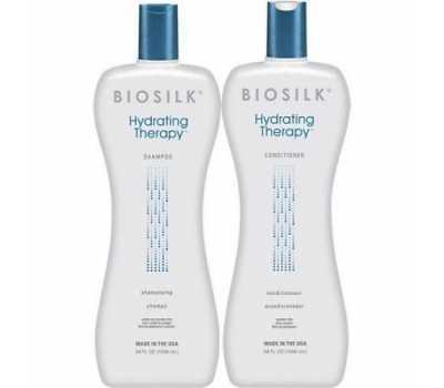 Набор BioSilk Hydrating Therapy Shampoo+BioSilk Hydrating Therapy Conditioner