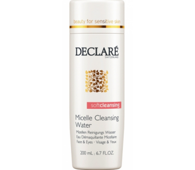 Мицеллярная вода Declare Soft Cleansing Micelle Cleansing Water, 200 мл