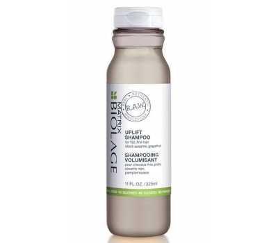 Шампунь для придания объема тонким и истонченным волосам с черным кунжутом и грейпфрутом Matrix Biolage R.A.W. Uplift Shampoo RAW, 325 мл