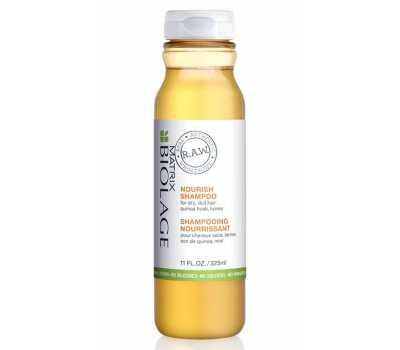 Шампунь Matrix Biolage R.A.W. Nourish Shampoo для питания сухих и тусклых волос с медом и киноа Matrix Biolage R.A.W. Nourish Shampoo