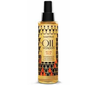 Масло для укрепления волос индиан амла Matrix Oil Wonders Indian Amla, 150 мл