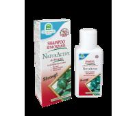 Шампунь с малахитом для укрепления волос (против выпадения) Natura House 250 мл