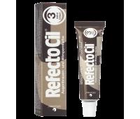 RefectoCil Краска для бровей №3 натурально-коричневый цвет