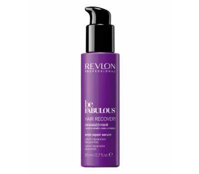 Восстанавливающая сыворотка для кончиков волос Revlon Professional  Be Fabulous C.R.E.A.M. Recovery Ends Repair Serum 80 мл