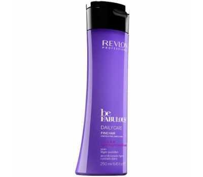 Очищающий шампунь для тонких волос Revlon Professional Be Fabulous C.R.E.A.M. Shampoo For Fine Hair 250 мл