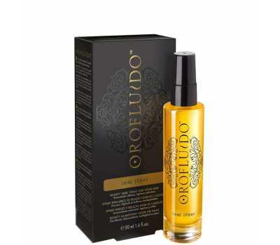 Спрей для блеска и мягкости Orofluido Shine Spray 50 мл