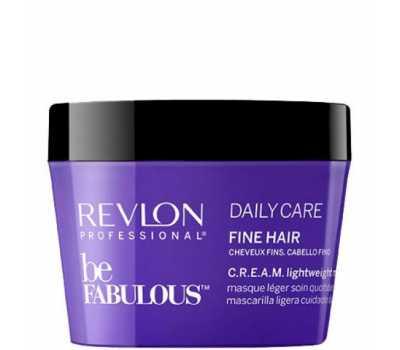 Маска для тонких волос Revlon Professional Be Fabulous C.R.E.A.M. Mask For Fine Hair 200 мл