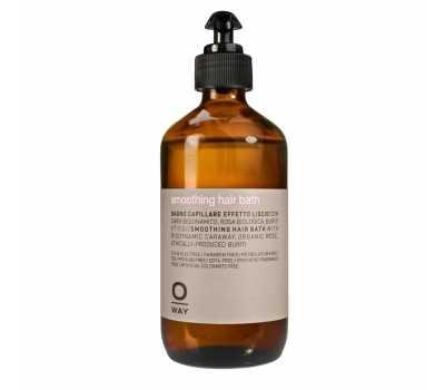 Шампунь для разглаживания волос Rolland OWAY Smoothing Hair Bath