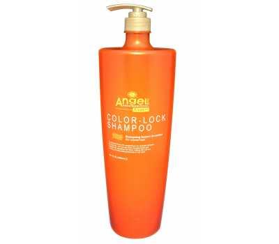 Шампунь защита цвета для окрашенных волос Angel Professional Expert, 2000 мл